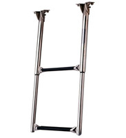 Garelick Telescoping Under Platform ladder 19622-61 19623-61