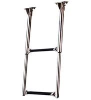 Garelick Telescoping Under Platform ladder 19622-61 19623-61