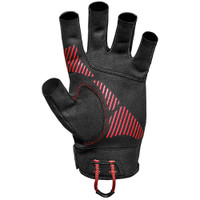 Mustang Traction Open Finger Glove