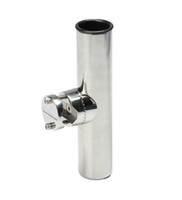"Garelick 75125 9"" Adjustable Angle SS Rod Holder"
