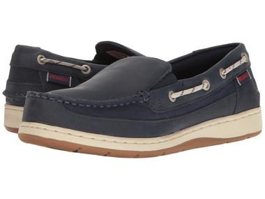 Sebago Women's Mahleah Slip-on (Navy Leather)  B633265