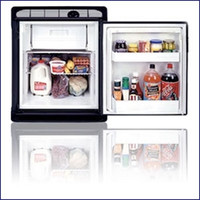 Norcold 3.6 Cu. Ft. AC/DC Refrigerator Right DE0788B