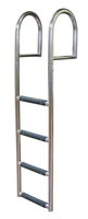 JIF Marine Stainless Steel Dock Ladder DMY4 DMY5
