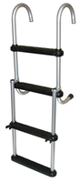 JIF Marine Removable Folding Pontoon Ladder ASC ASC5