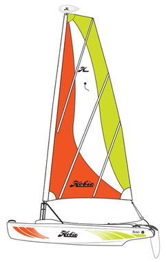 Hobie Bravo Sailboat HBRA17