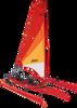 Hobie Mirage Tandem Island Kayak  HMTA17