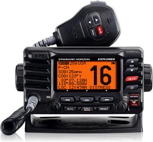 Standard Horizon GX1700 VHF Radio