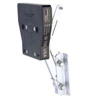 Garelick Aluminum Auxiliary Motor Bracket for 2-Stroke Motors  71057-01