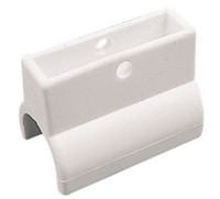 Sea Dog White Nylon Rail Mount Bow Socket