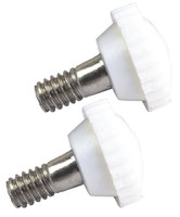 Sea Dog White Nylon Head Screw