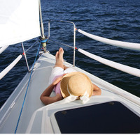 Taylor Made Perimeter® Dockgard Life-line Cushions (Pair)