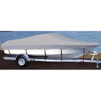 Taylor Made AB 10 VSX Semi-Custom Inflatable Boat Cover (Gray)