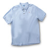 Rugged Shark® Men's Sand Tiger Shark Polo Shirt (Skyblue)  5101011