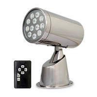 "Guest Wireless IP67 SS Spot/Flood with Remote 7""  23050A"