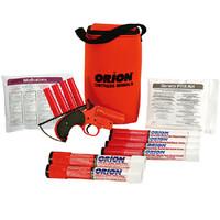 Orion Coastal Alert Kit 12-Gauge with Whistle, Mirror & Neo Case  572