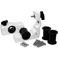 Sea Dog Removable Rail Mount Clamps  327199-1