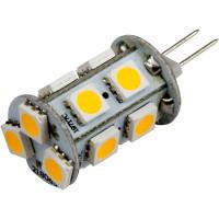 Sea Dog Warm White 13 LEDs G4 Base Bulb  442642-1