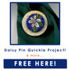 CF Daisy Quick Pin Tutorial