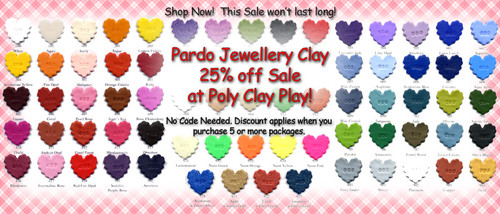 Pardo Jewellery Clay