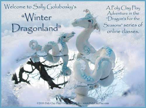 Seasons Series Winter Dragonland Class