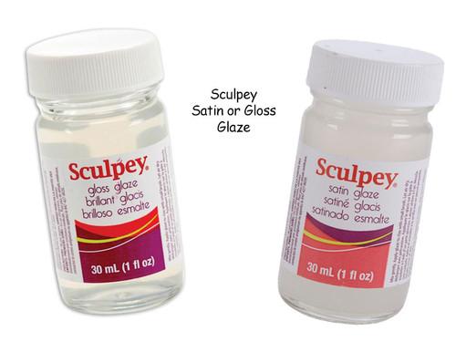 Sculpey Glaze