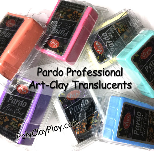 Pardo Translucent Art Clay
