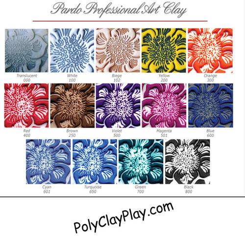 Pardo Professional Art Clay