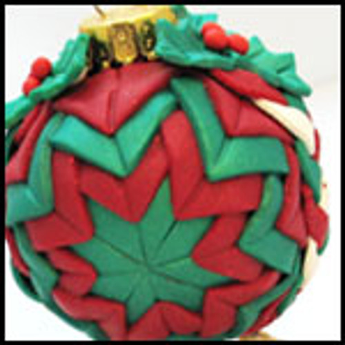 Quilted Ornament Tutorial