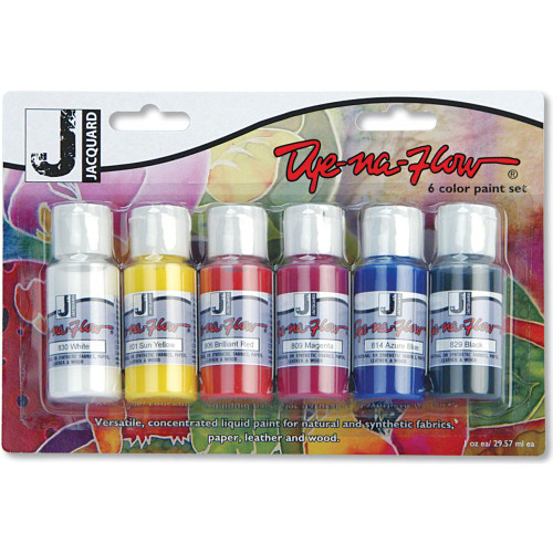 Dye-Na-Flow Paint Set