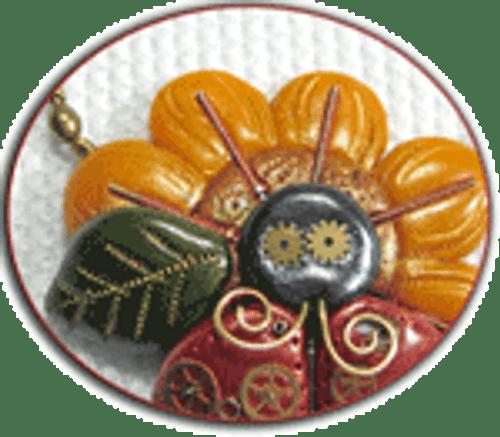 Steampunk Ladybug Tutorial
