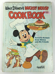 Walt Disney's Mickey Mouse Cookbook 1975