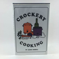 Vintage Cookbook Crockery Cooking Durrell 1975