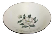 Vintage Homer Laughlin White Magnolia Rhythm Fruit Bowls