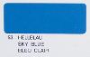 (21-053-002) PROFILM SKY BLUE 2 MTR