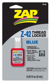 ZAP Z-42 BLUE THREAD LOCKER