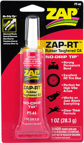 ZAP-RT RUBBER TOUGHENED CA Thick Viscosity