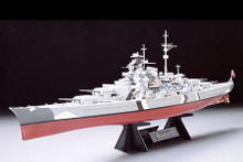 German Battleship Bismarck 1/350
