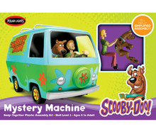 1/25 Scooby-Doo Mystery Machine Snap Kit (No glue needed)