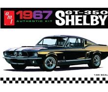 67 Shelby GT350 - Black 1:25