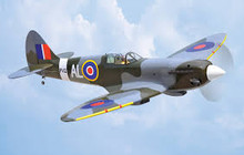 Black Horse Spitfire .61 ARTF