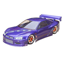 Body R34 Skyline 200mm( Body comes clear)