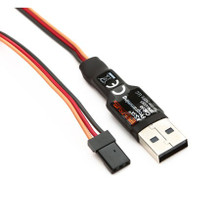 Spektrum AS3X Programming Cable - USB to Servo Plug