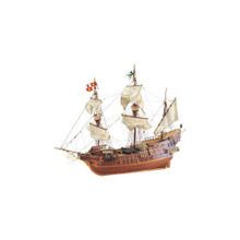 Wooden Model Ship Kit: San Juan Galleon - CLASSIC COLLECTION