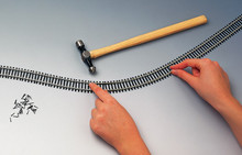 HORNBY R621 Flexible Track