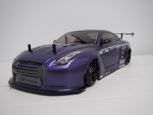 E4D MF 1/10 Drift Car RTR R35 BRUSHED DRIFT, W/BATTERY & CHARG