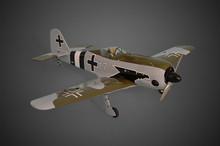 Phoenix Model Focke Wulf RC Plane, .46-55 Size ARF