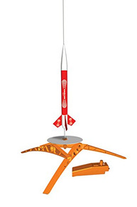 Estes Red Rider Model Rocket Launch Set Model Kit - 1929