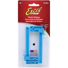 EXCEL 55663 EXCEL 3 INCH ADJUSTABLE PLASTIC CLAMP