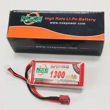 NXE 7.4V 1300MAH 30C SOFT CASE W/DEANS