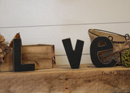 LOVE Letters Series - LVE